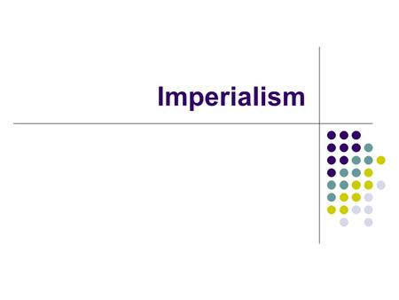 Imperialism. Imperialism (1800) Economic, political, and social forces accelerated the drive to take over land in all parts of the globe. The take over.