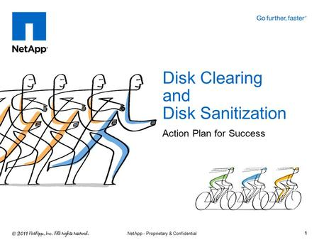 Disk Clearing and Disk Sanitization