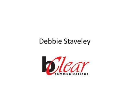 Debbie Staveley. LinkedIn LinkedIn is an interconnected network of experienced professionals from around the world, representing 170 industries and 200.