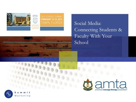 Social Media: Connecting Students & Faculty With Your School.