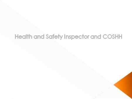  COSHH is the law that requires employers to control substances that are hazardous to health [1]. You can prevent or reduce workers' exposure to hazardous.