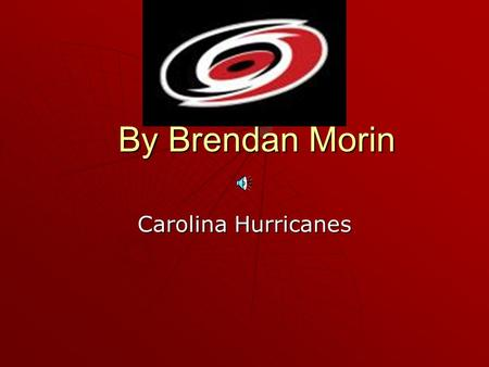 By Brendan Morin Carolina Hurricanes. Dangles on the hurricanes  One of the dangles on the Carolina hurricanes are Eric stall and ray Whitney and Doug.