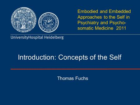 an introduction to the theme of self deception Full-text paper (pdf): self-deception in coaches: an issue in principle and a challenge for supervision.