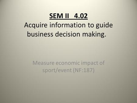 an analysis of macroeconomics impact in business operations The department of economics and business seeks to prepare  business law bus 361 – operations  global business and a written analysis of case studies.