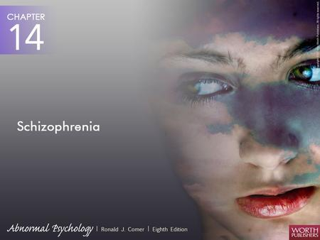 Psychosis Psychosis is a state defined by a loss of contact with reality The ability to perceive and respond to the environment is significantly disturbed;
