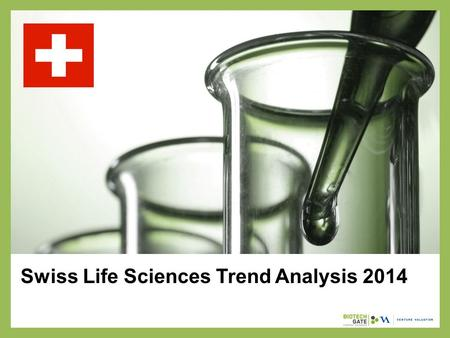 Swiss Life Sciences Trend Analysis 2014. About Us The following statistical information has been obtained from Biotechgate. Biotechgate is a global, comprehensive,