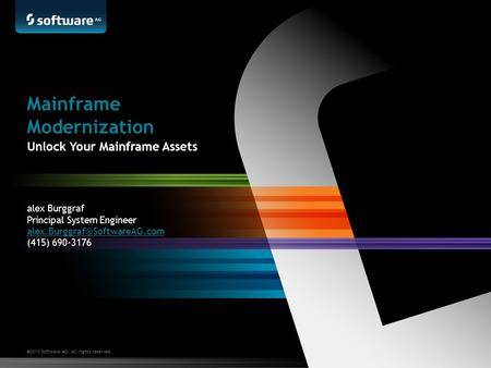 Mainframe Modernization