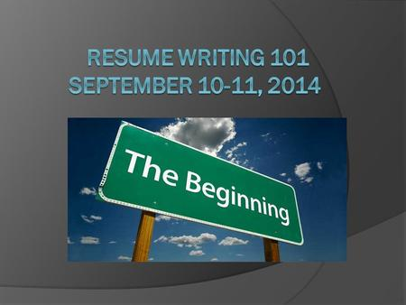 English 12 Agenda for 9/10-9/11/2014 1.) Warm- Up: What is a Resume? Word Splash, your thoughts 2.) Self- reflection  Step 1:List your academic honors.