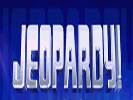Final Jeopardy QuestionCausesPeople 500EffectsDenomin-ationsDocumentsVocab 100 200 300 400 500 400 300 200 100 200 300 400 500.