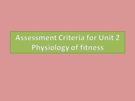 P1/ 2 M1- Know the acute effects (single bout) of exercise on the body systems P1 and P2 Merit P1 and P2: Both on the same document. Looking to create.