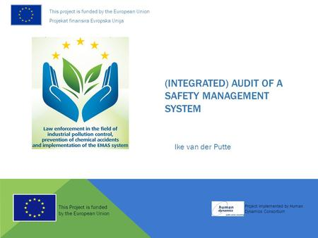 This Project is funded by the European Union Project implemented by Human Dynamics Consortium This project is funded by the European Union Projekat finansira.