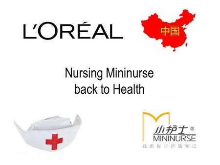 Nursing Mininurse back to Health