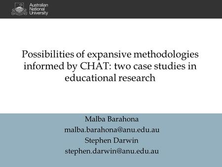 what are case studies in educational research