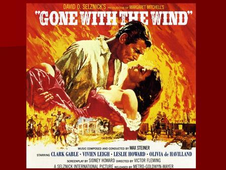 Gone With The Wind: A Feminist Perspective A feminist reading requires a focus on female characters and an interpretation that takes into account their.