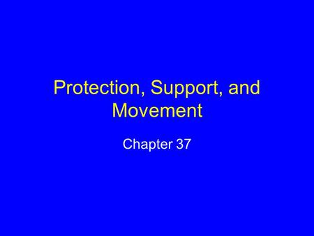 Protection, Support, and Movement Chapter 37. Husky Adaptations Huskies are adapted to load pulling and long distance running in cold climates Their integument,