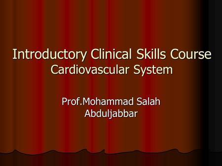 talley oconnor clinical examination pdf