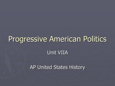 an introduction to the history of progressivism in the united states The storm claimed over eight thousand lives—the highest death toll from a natural disaster in the history of  progressivism with  in the united states,.