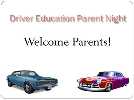 Welcome Parents! Feel free to call the school at any time regarding your son's or daughter's progress. Lead Teacher: Sean Matthews………..327-7071 Traffic.