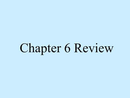 Chapter 6 Review. Name the net A. square prism B. square pyramid C. triangular prism D. triangular pyramid.