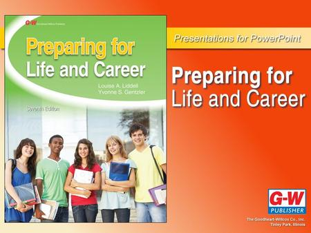 Chapter 1 Personal Development Your Personality Section 1-1.