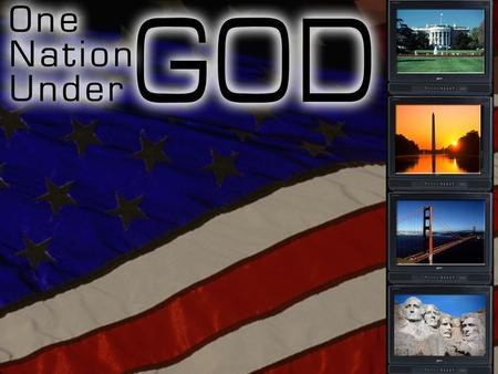 No other nation in the history of the world has been so _______ _______ as has the United States of America. blessed by God.