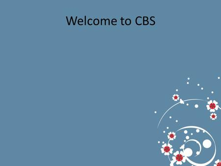 Welcome to CBS. I Exalt Thee For Thou oh Lord art high above all the earth Thou art exalted far above all gods For Thou oh Lord art high above all the.