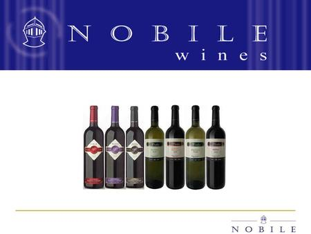 Nobile Wines is recognised as a company with the ability to supply premium products at below average costs. This tends to offer two key elements – increased.