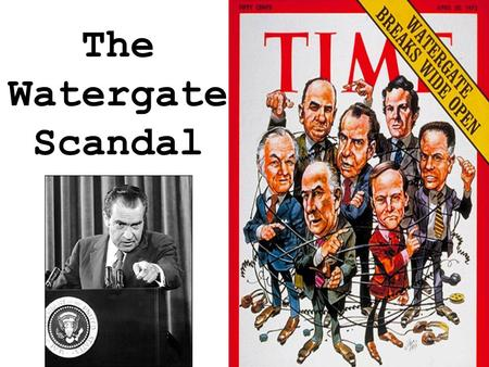 richard nixon and the watergate scandal essay This essay will discuss the watergate scandal that took place during president richard nixon's term of office in the united states it will briefly discuss the background of the watergate scandal and how it began.