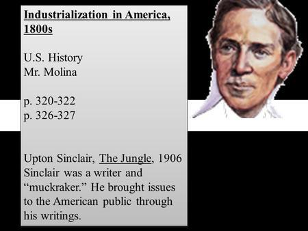 industrialization in america