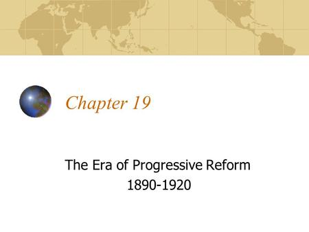 the effectiveness of progressive era reformers The progressive movement was a turn-of-the-century political movement   these reformers favored such policies as civil service reform, food safety laws,  and  of the progressive program, attempting to establish effective local police  forces,.