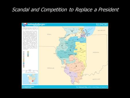 Scandal and Competition to Replace a President. Cases in Congressional Campaigns, Second Edition: Riding the Wave Scandal and Competition to Replace a.