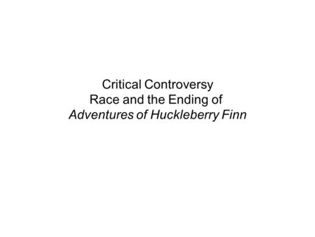 an analysis of the symbolism in the adventures of huckleberry finn novel by mark twain Realism mark twain has a unique style of writing in his novel, the adventures of huckleberry finn he is known for writing very realistically and.