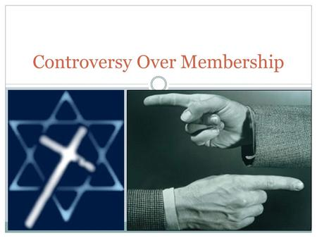 Controversy Over Membership. Do you know of some groups or clubs that restrict who can be members? Why might these groups restrict membership?
