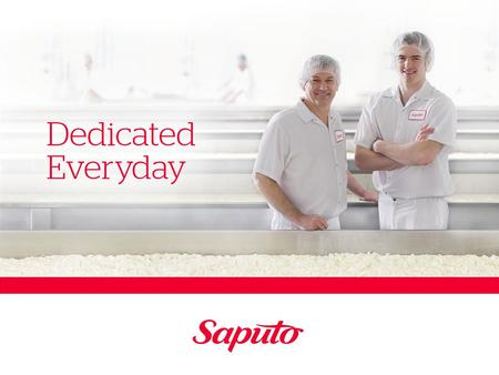 Saputo Inc. In 1954, Mr. Lino Saputo, persuades his father, Giuseppe to go into business. With $500 to spend on some simple equipment and with a single.