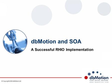 A Successful RHIO Implementation