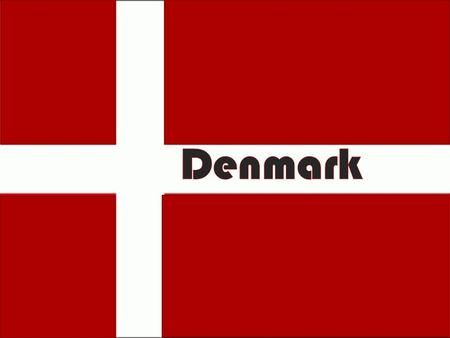 Denmark Inhabitants: 5,564,219 Area: 43,075km 2 Longitude/Latitude: 10° and 55 ° East to West: 452 km North to South: 368 km The capital: Copenhagen.