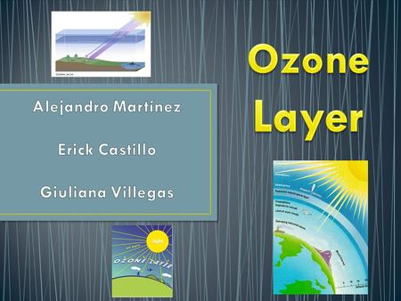 Is a layer in Earths atmosphere which contains a lot of concentration of ozone (O 3 ). This layer absorbs 97-99% of the suns ultraviolet light, which.