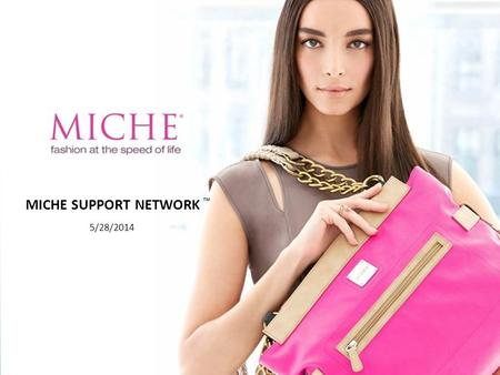 MICHE SUPPORT NETWORK ™ 5/28/2014. MICHE SUPPORT NETWORK ™ MICHE HAS BEEN REVIEWING THE CURRENT RFDM PROGRAM AND HAS COME UP WITH THE FOLLOWING OBSERVATIONS: