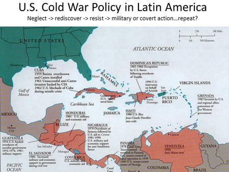 cold war affect in latin america