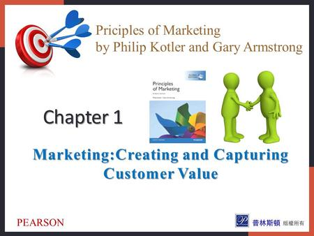 Marketing:Creating and Capturing Customer Value