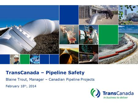 TransCanada Corporation (TSX/NYSE: TRP)