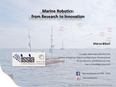 from Research to Innovation