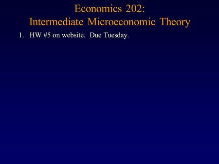 microeconomic problems The clep principles of microeconomics exam covers material that is usually taught in a one-semester undergraduate course in introductory microeconomics.