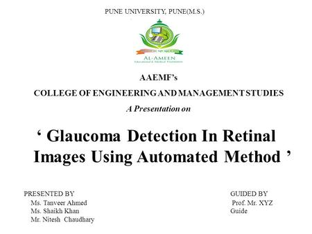 glaucoma image processing technique The diagnosis of any disease is an invasive technique performed by image processing system glaucoma is a chronic  of roi image using the otsu technique.