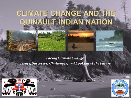 Facing Climate Change: Issues, Successes, Challenges, and Looking at the Future.