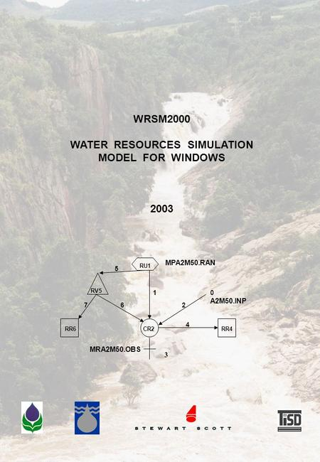 WATER RESOURCES SIMULATION