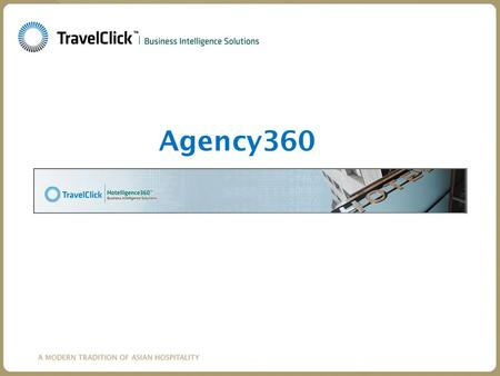 Agency360. W HY A GENCY 360 GDS booking trend. The only comprehensive database of worldwide agency bookings. Future and historical booking comparison.