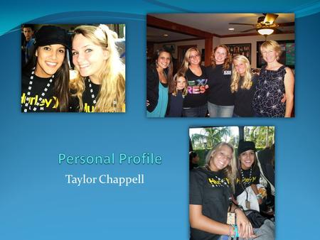 Taylor Chappell. Taylor N. Chappell Floyd E. Kellam I have been attending Kellam High School since my Freshman year. Floyd E. opened in September 1962,