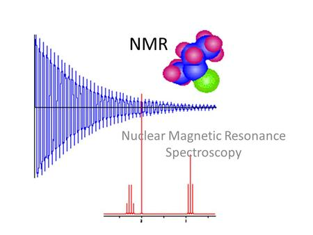 NMR Nuclear Magnetic Resonance Spectroscopy. Over the past fifty years nuclear magnetic resonance spectroscopy, commonly referred to as nmr, has become.