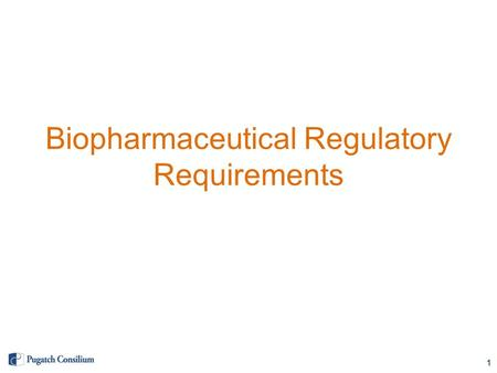 Biopharmaceutical Regulatory Requirements 1. Marketing Authorization for Chemical Entities MoH Federal Commission for the Protection against Health Risks.